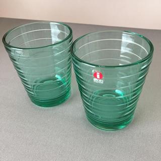 イッタラ(iittala)のiittalaグラス2個セット(グラス/カップ)