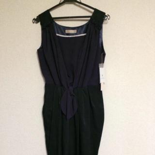 グリーンレーベルリラクシング(green label relaxing)の切り替えドレス(その他ドレス)