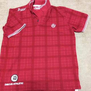 ディスカス(DISCUS)のDISCUS ディスカス 半袖ポロシャツ Lサイズ(ポロシャツ)
