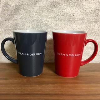 ディーンアンドデルーカ(DEAN & DELUCA)のDEAN & DELUCA ペアマグカップ(グラス/カップ)