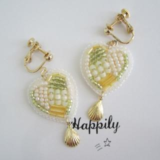 【SALE】Happily⁺ No.116(イヤリング/ピアス)(イヤリング)