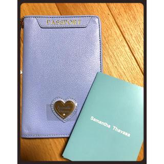 サマンサタバサ(Samantha Thavasa)のパスポートケース(スーツケース/キャリーバッグ)