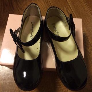 シャーリーテンプル(Shirley Temple)の子供用 フォーマルにあう靴 21cm(その他)