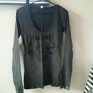 ディーゼル(DIESEL)のディーゼルロンT(Tシャツ/カットソー(七分/長袖))