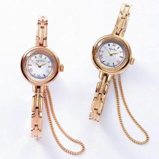 アガット(agete)の☆美品☆agete ソーラーウオッチ(腕時計)