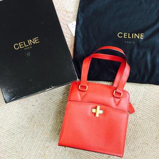 セリーヌ(celine)のCELINE*ハンドバッグ(ハンドバッグ)