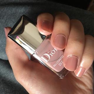 クリスチャンディオール(Christian Dior)のINCOGNITO 257(マニキュア)