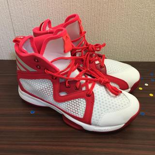アディダス(adidas)の新品 アディダス バッシュ アディゼロ PG K 23.5cm (バスケットボール)