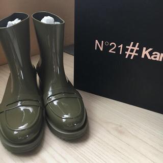 ヌメロヴェントゥーノ(N°21)のmido1112様専用ページ(レインブーツ/長靴)