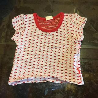 ムージョンジョン(mou jon jon)のベビー服  ❤️Tシャツ ❤️女の子 ❤︎80サイズ(11)(Tシャツ)