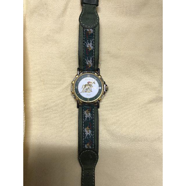 Pierre Lannier(ピエールラニエ)の【本物】Pierre Lannier ピエール ラニエ 馬術 クオーツ 時計 レディースのファッション小物(腕時計)の商品写真
