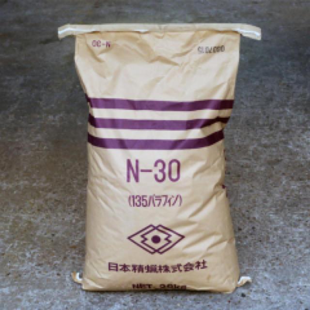 500g ハンドメイド キャンドル用 国産パラフィンワックス 135℉ ハンドメイドのインテリア/家具(アロマ/キャンドル)の商品写真