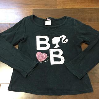 バービー(Barbie)のバービー ロンT 120サイズ(Tシャツ/カットソー)