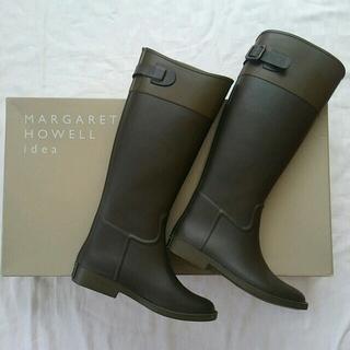 マーガレットハウエル(MARGARET HOWELL)の《難有》マーガレットハウエル 長靴 レインブーツ(レインブーツ/長靴)