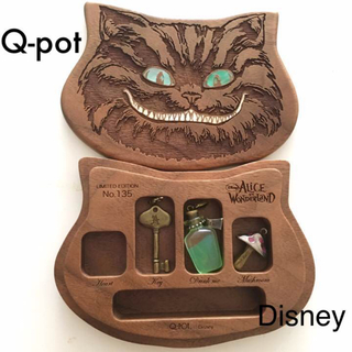 キューポット(Q-pot.)のQ-pot Alice in wonderlandコレクションBOX(その他)