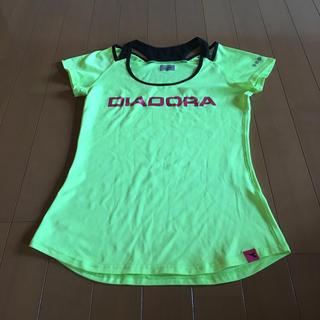 ディアドラ(DIADORA)のDIADORA スポーツウェア Tシャツ(Tシャツ(半袖/袖なし))