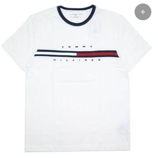 トミーヒルフィガー(TOMMY HILFIGER)の在庫入荷!新品タグ付きトミーヒルフィガー Tシャツ(Tシャツ(半袖/袖なし))