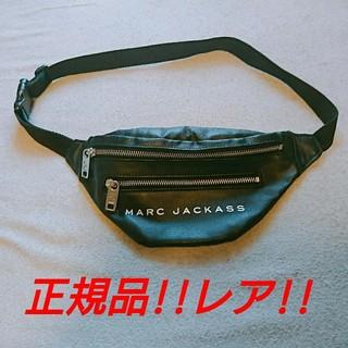 マークジェイコブス(MARC JACOBS)の正規品!!MARC JACKASS(ボディバッグ/ウエストポーチ)