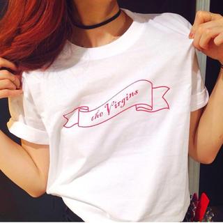 ハニーミーハニー(Honey mi Honey)のthe virgins love ♥️ 限定カラー (Tシャツ(半袖/袖なし))