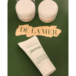 ドゥラメール(DE LA MER)のドゥ ラ メール サンプルSET♡バラ売りも可(サンプル/トライアルキット)