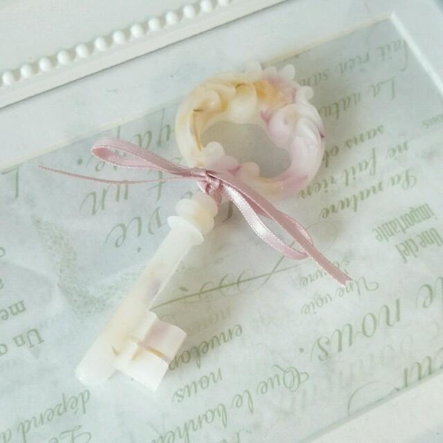 アロマワックスバー♡2個セット ハンドメイドのインテリア/家具(アロマ/キャンドル)の商品写真