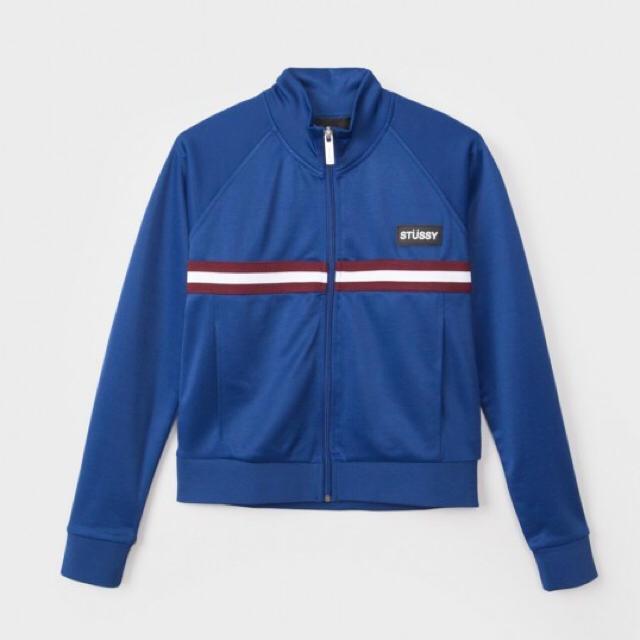 STUSSY(ステューシー)のSTUSSY Bristol Track Jacket ジャケット レディースのジャケット/アウター(ナイロンジャケット)の商品写真