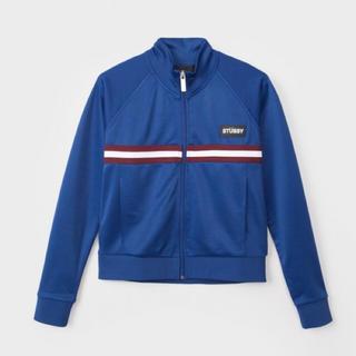 ステューシー(STUSSY)のSTUSSY Bristol Track Jacket ジャケット(ナイロンジャケット)