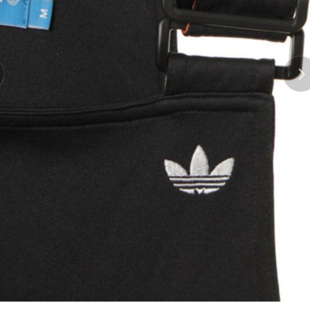 adidas(アディダス)の週末限定値下げ adidas originals  スウェットサロペット レディースのパンツ(サロペット/オーバーオール)の商品写真