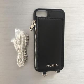 ムルーア(MURUA)のMURUA iPhone6 6s 7 EMODA H&M ZARA GU(iPhoneケース)