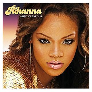 Rihanna music of the sun(R&B/ソウル)