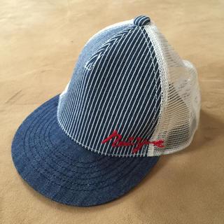 アンパサンド(ampersand)のメッシュキャップ(帽子)