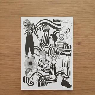 マリメッコ(marimekko)のレア!marimekko+KIASMA カード(その他)