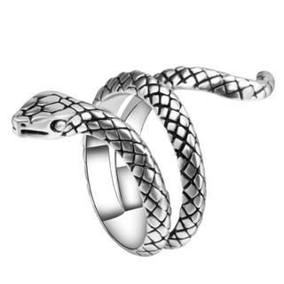 銀蛇シルバーリング(リング(指輪))