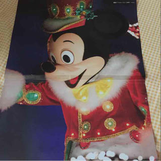 ディズニー(Disney)のDisney FAN ポスター #02(ポスター)
