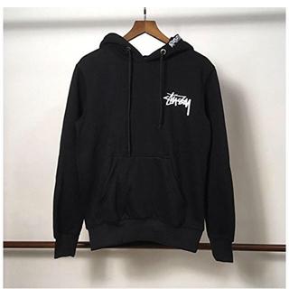 STUSSY , STUSSY パーカー 黒の通販 by Keisuke Okazaki\u0027s shop|ステューシーならラクマ