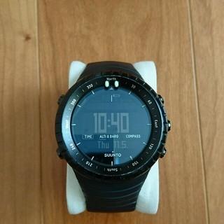 スント(SUUNTO)のSUUNTO Core Allblack スントコア(腕時計(デジタル))