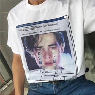 バブルス(Bubbles)のInternet Tshirt(Tシャツ(半袖/袖なし))