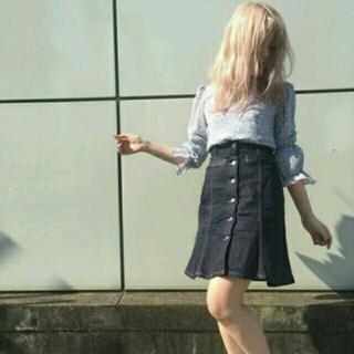 ベリーブレイン(Verybrain)のVerybrain/ベリーブレイン garden blouse(カットソー(半袖/袖なし))