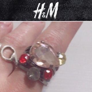 エイチアンドエム(H&M)の☆ H&M シルバー色4set リング ☆ 16号 ☆(リング(指輪))