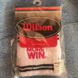 ウィルソン(wilson)のウィルソン Wilson リストバンド(ウェア)