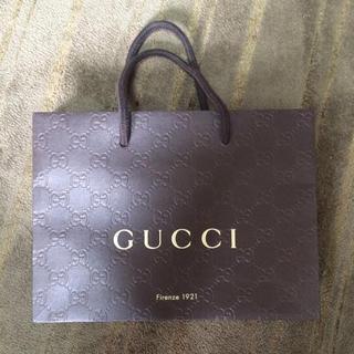 グッチ(Gucci)のGUCCI ショップ袋&箱(ぬいぐるみ)