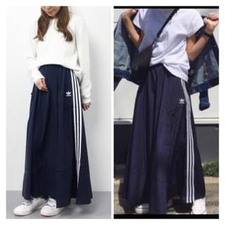 アディダス(adidas)のアディダス オリジナルス スカート(ロングスカート)