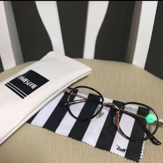 ゾフ(Zoff)の田中里奈さんデザイン♡眼鏡(サングラス/メガネ)