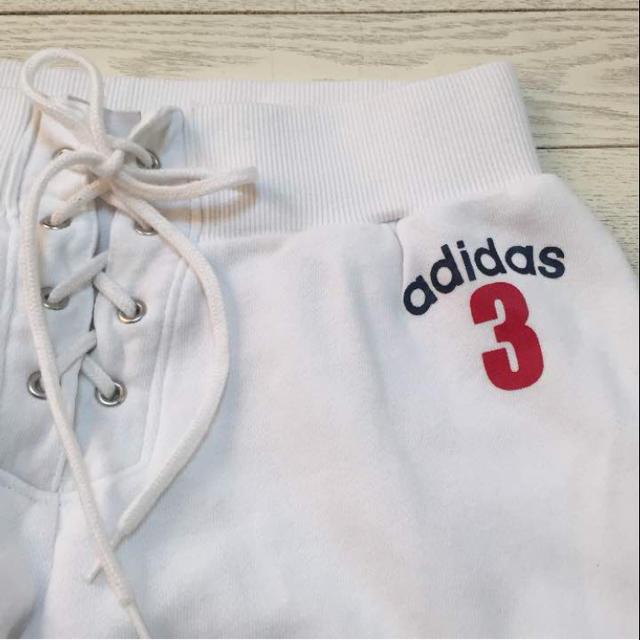 adidas(アディダス)のadidas スウェットパンツ レディースのパンツ(カジュアルパンツ)の商品写真