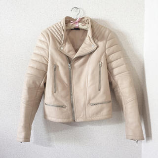 ジョゼフ(JOSEPH)の激レア❗️定価27万❗️JOSEPH NAPPA leather ALPHA(ライダースジャケット)