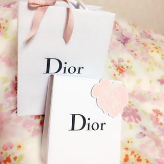 ディオール(Dior)のDior ショッパー&ギフトボックス(ラッピング/包装)