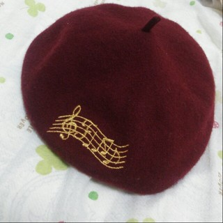 フィント(F i.n.t)のフィント ベレー帽(ハンチング/ベレー帽)
