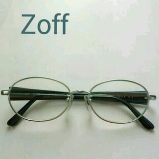 ゾフ(Zoff)のZoff 眼鏡フレーム / 中古品(サングラス/メガネ)