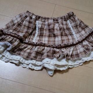 リズリサ(LIZ LISA)のミニスカパン(ミニスカート)