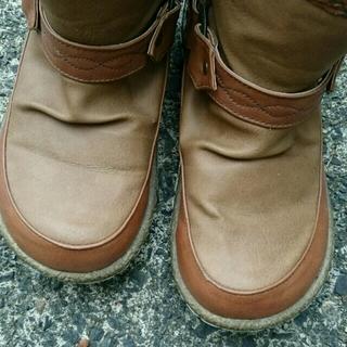 シマムラ(しまむら)のブーツ 確認ページ(ブーツ)